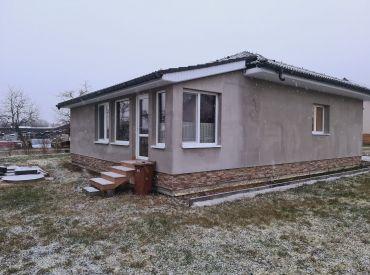Novostavba 3z bungalov Maršová – Rašov 2887m2 pozemku