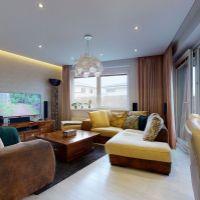 3 izbový byt, Bratislava-Rusovce, 112 m², Novostavba