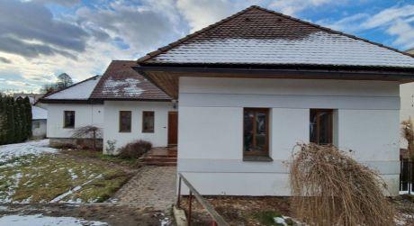 Predaj rodinného domu v Lukavici