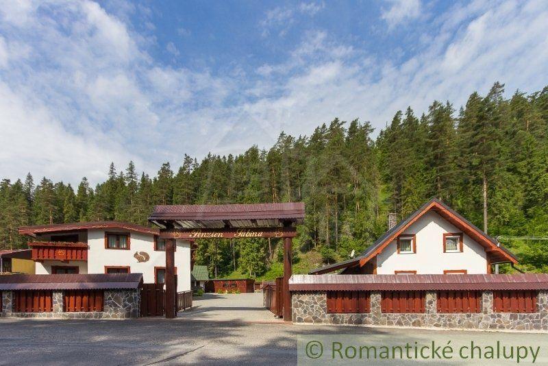 Rekreačná chata-Predaj-Vernár-915000.00 €