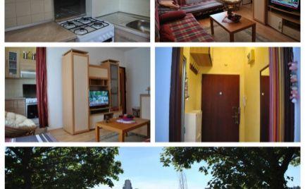 Exkluzívne na prenájom - útulná garsonka v bezpečnom 4 podlažnom bytovom dome hneď vedľa Štrkoveckého jazera.