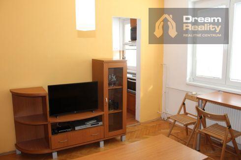 1 izbový byt + KK staré mesto