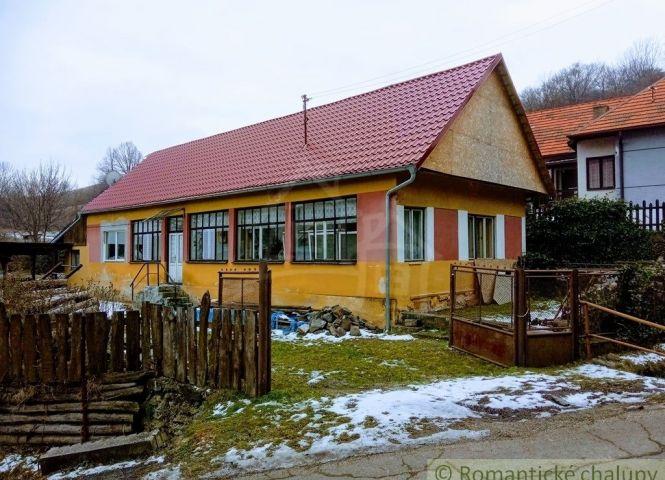 chata - Uhliská - Fotografia 1