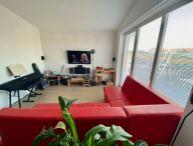 SUPER PONUKA!! Pekný 2.-izb. byt s veľkou terasou 59m2, parkovacie miesto, NOVOSTAVBA