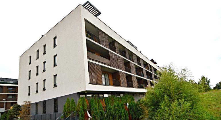 1,5 izbový byt s parkovacím státím v projekte Slnečnice