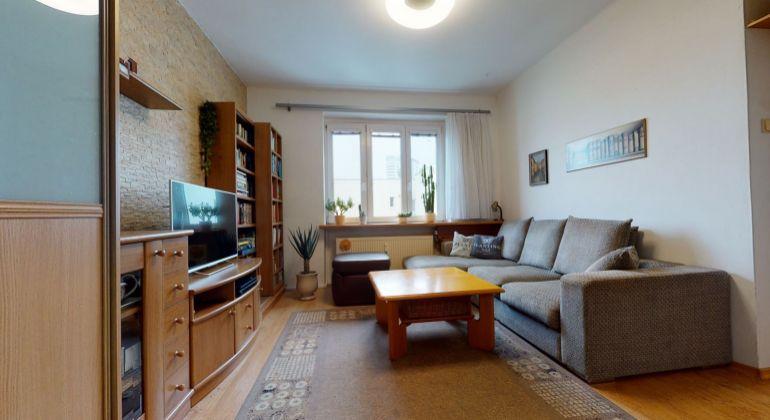 Predaný - Šikovný dvojizbový byt pri Tehelnom poli