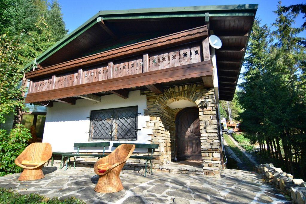 PREDANÉ chata Bachledová dolina, pozemok  1723 m2 - 10