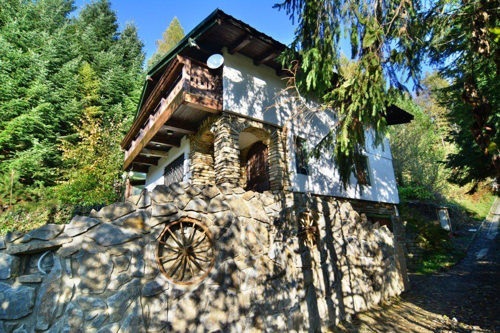 PREDANÉ chata Bachledová dolina, pozemok  1723 m2 - 12