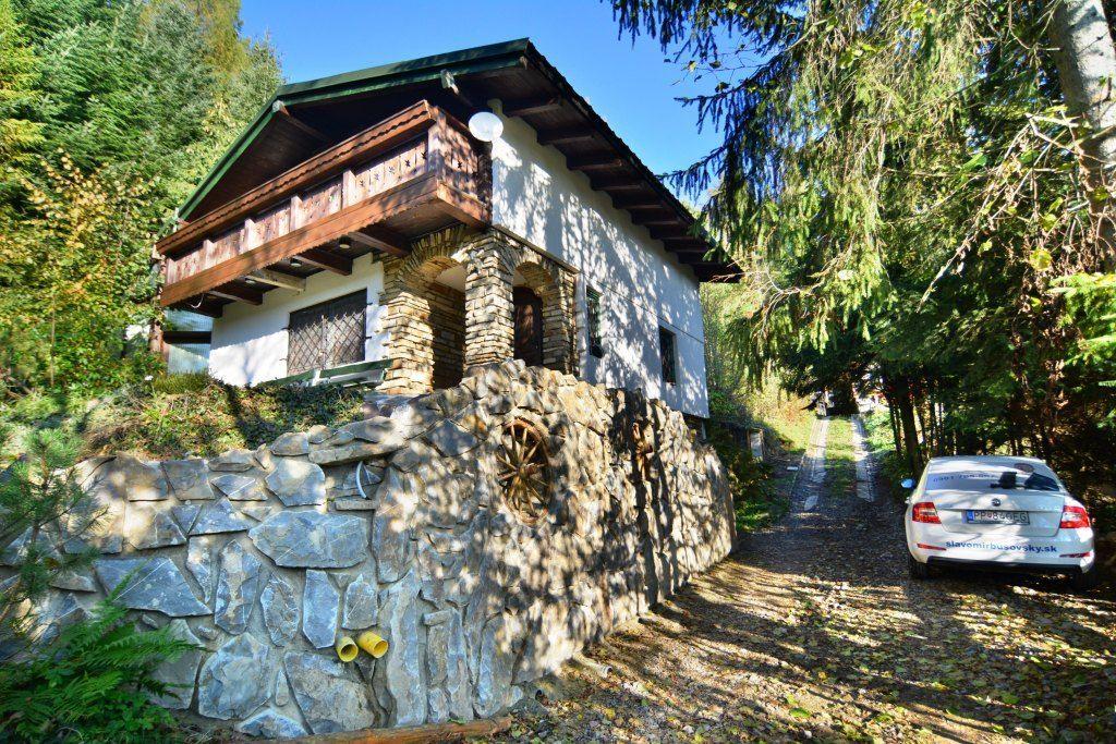 PREDANÉ chata Bachledová dolina, pozemok  1723 m2 - 13