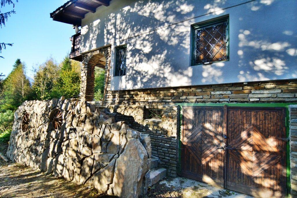 PREDANÉ chata Bachledová dolina, pozemok  1723 m2 - 14