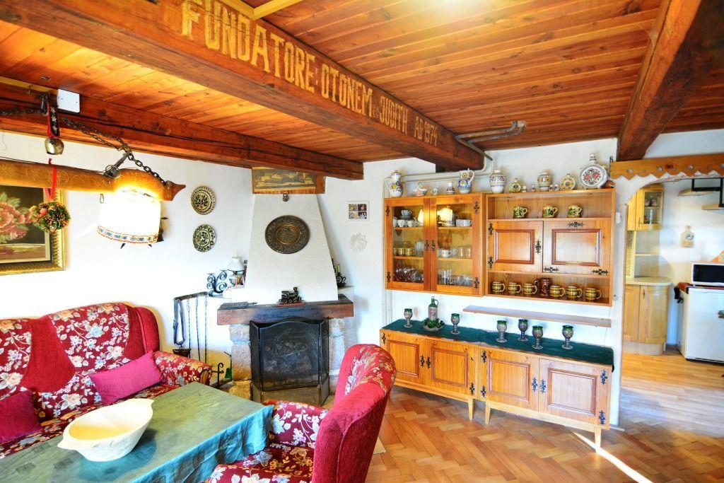 PREDANÉ chata Bachledová dolina, pozemok  1723 m2 - 20