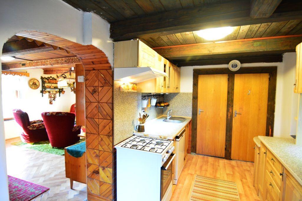 PREDANÉ chata Bachledová dolina, pozemok  1723 m2 - 21