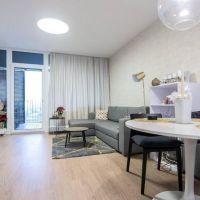 2 izbový byt, Bratislava-Karlova Ves, 57 m², Novostavba