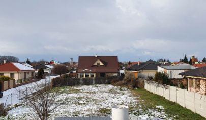 REZERVOVANÉ - Na predaj stavebný pozemok v obci Hrubý Šúr okres Senec
