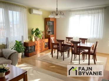Na predaj krásny 3izb. byt vo vyhľadávanej lokalite na Trenčianskej ul. v BA II.