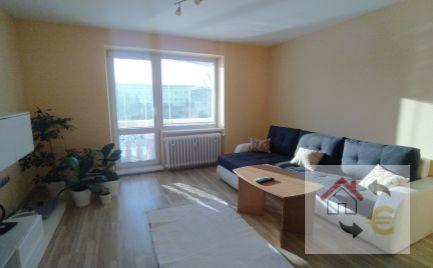 Prenajaté do 1.3.2021 - Tehlový 2 izbový byt s balkónom 17.novembra Prešov, zrekonštruovaný a kompletne zariadený