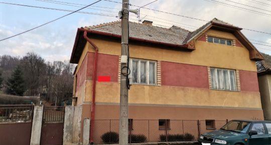 Predaj,rodinný dom v obci Cinobana,okres Poltár