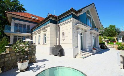 PREDAJ Luxusná veľkometrážna vila, pri Horskom parku BA Staré Mesto EXPIS REAL