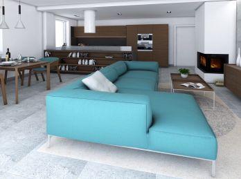 REZERVOVANÝ - PROMINENT REAL predá nadštandardný 4 izbový byt vo vila dome v Rači.