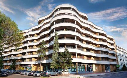PRENÁJOM nadštandardného 4,5-izbového bytu v dome GAUDÍ, Bratislava-Ružinov EXPISREAL