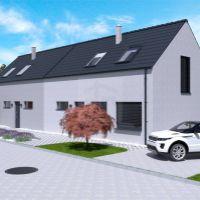 Rodinný dom, Sereď, 107 m², Novostavba