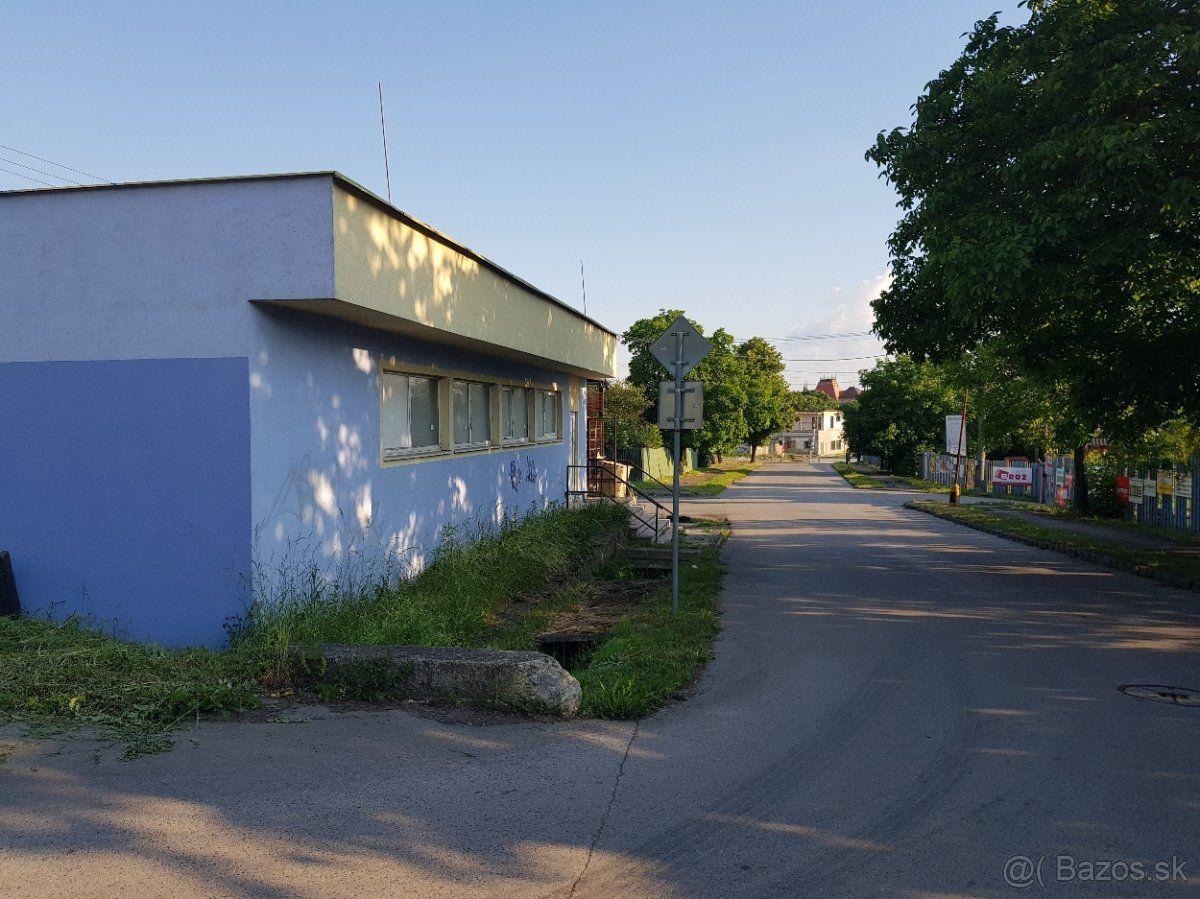 Obchodný objekt-Predaj-Rimavská Sobota-90000.00 €