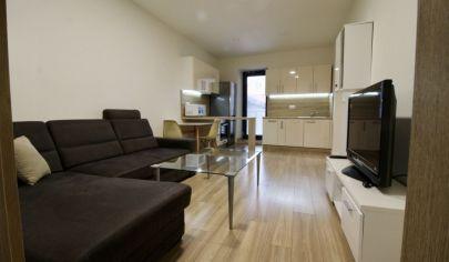 2 - izbový byt  s parkovacím miestom v centre