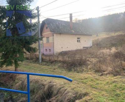 Predaj 2 izbový rodinný dom 2145 m2 Jastrabá okres Žiar nad Hronom PJ1001