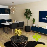 3 izbový byt, Bojnice, 100 m², Novostavba