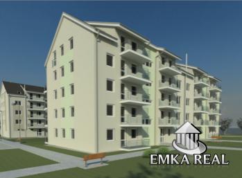 Veľkorysý 1-izb. byt s priestranným balkónom, Nová výstavba Byt. dom D5, Muškát II
