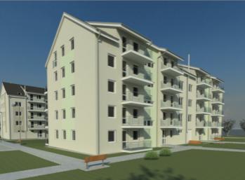 Priestranné 3 izb. byty s dvomi veľkými balkónmi, Nová výstavba, Byt.dom D5, Muškát II
