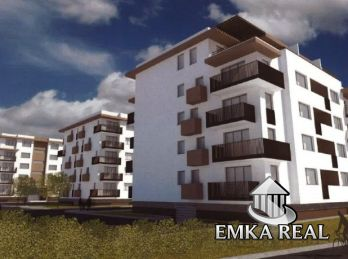 Novostavba - Severky - 1 izb. byt s balkónom v štandarde a vl. kúrením