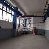 Výrobno-skladový priestor s mostovým žeriavom a administratívou na prenájom