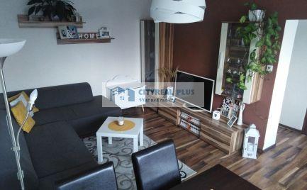 Predám prerobený 2-izbový byt v blízkosti Vrábeľ