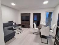 REALFINANC - 100% aktuálny !!! 3 izbový byt o výmere 68,01 m2 + 8,25 terasa + 160 m2 pozemok a vlastné parkovacie miesto, Novostavba Galanta !!!