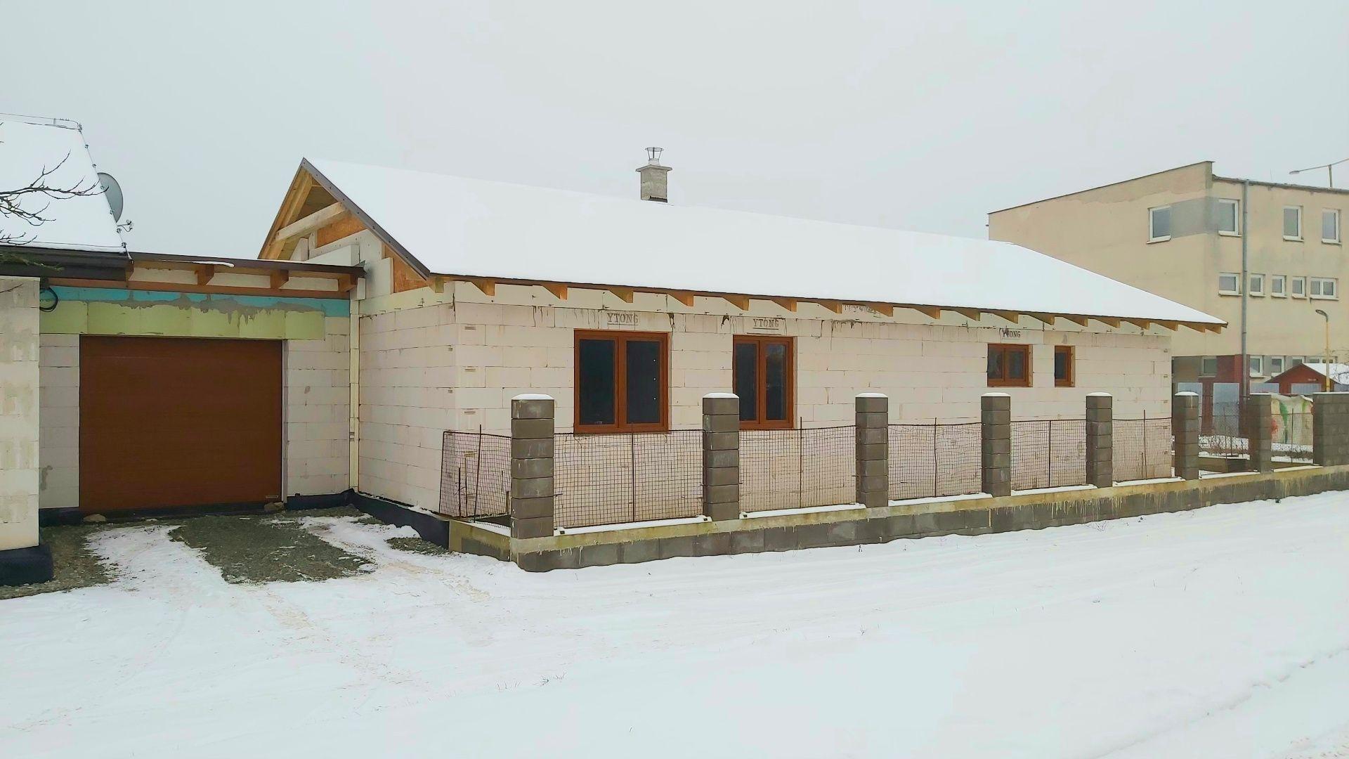 Rodinný dom-Predaj-Košice - mestská časť Vyšné Opátske-266900.00 €