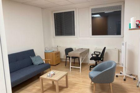 IMPEREAL - prenájom - kancelársky priestor 60 m2, 2. posch. Polianky, Bratislava IV.