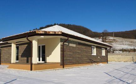 Ďalšia luxusná novostavba RD, 15 km od Prešova v krásnom a tichom prostredí, Brežany