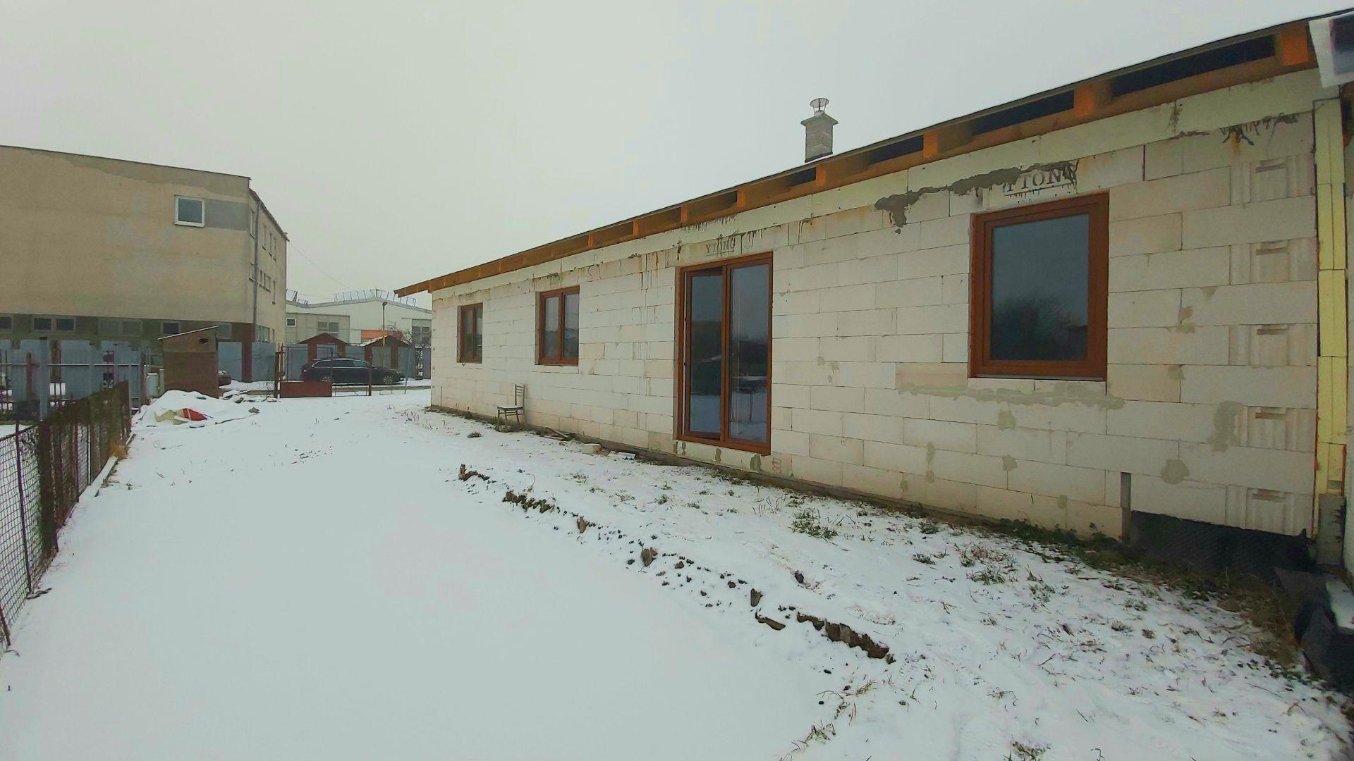 ADOMIS - PREDÁM 4-izb.BUNGALOV, 400m2, Vyšné Opátske