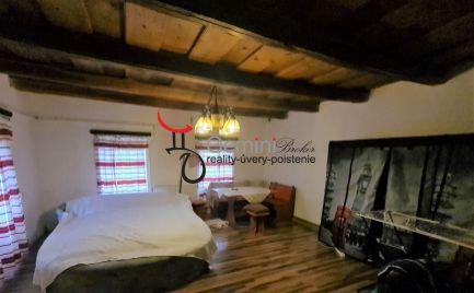 GEMINIBROKER v obci GONC ponúka na predaj rekonštruovaný rodinný dom