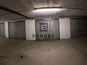 Predaj garáže v podzemnej garáži v Bratislave-Vrakuni na Jedľovej ulici, aj samostatne.