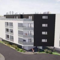 2 izbový byt, Nitra, 48 m², Vo výstavbe