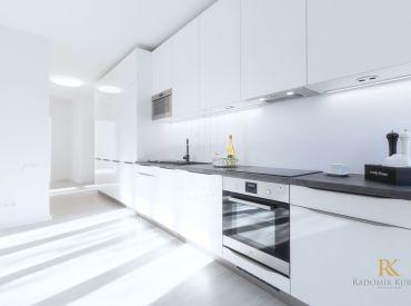 Novo zrekonštruovaný ešte neobývaný 3 izbový byt na ulici Chorvátska v Starom meste