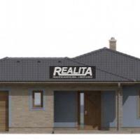 Rodinný dom, Nitra, 126.60 m², Novostavba