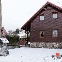Rodinný dom, Liptovské Revúce, 126.80 m², Kompletná rekonštrukcia