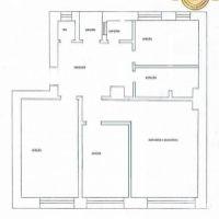 4 izbový byt, Bratislava-Staré Mesto, 96 m², Kompletná rekonštrukcia