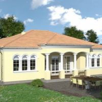 Rodinný dom, Dunajská Streda, 220 m², Novostavba