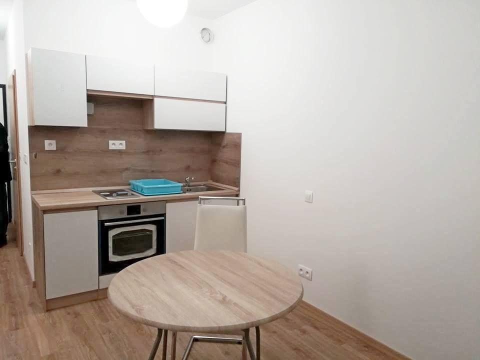 1-izbový byt-Prenájom-Bratislava - mestská časť Petržalka-420.00 €