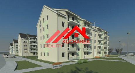 Kuchárek-real: Novostavba -3-izbový byt v Pezinku na Muškáte dvoma balkónmi D5-B-405.