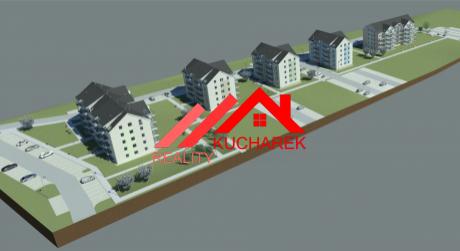Kuchárek-real: Novostavba -3-izbový byt v Pezinku na Muškáte  D5-B-308.
